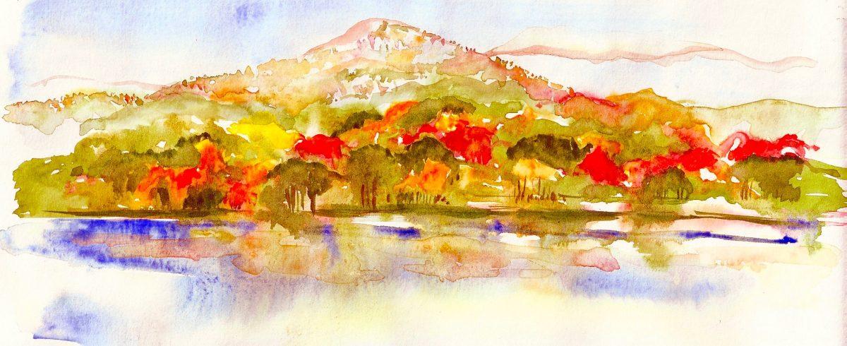 Caspian Fall