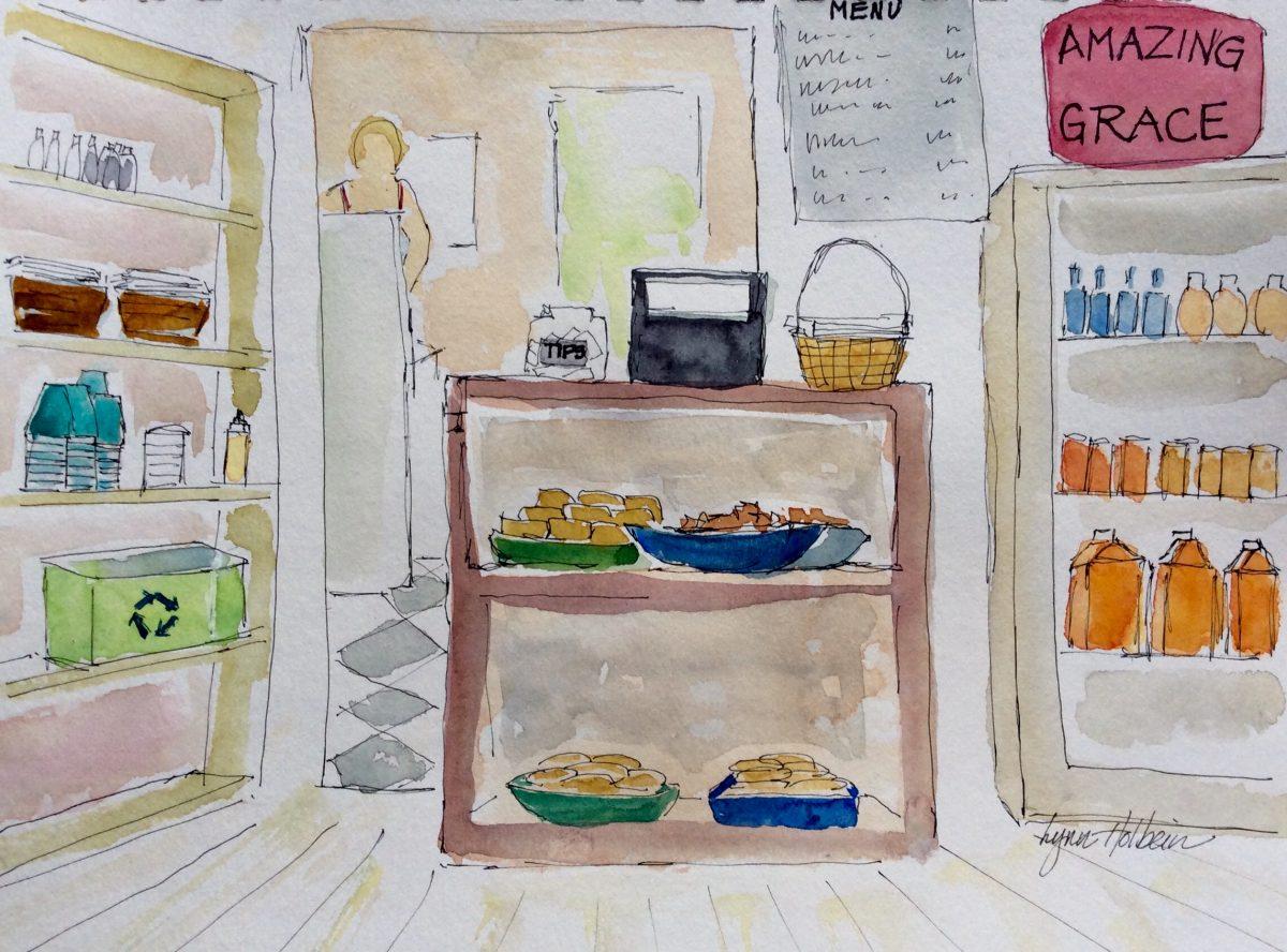 Mona's Cafe