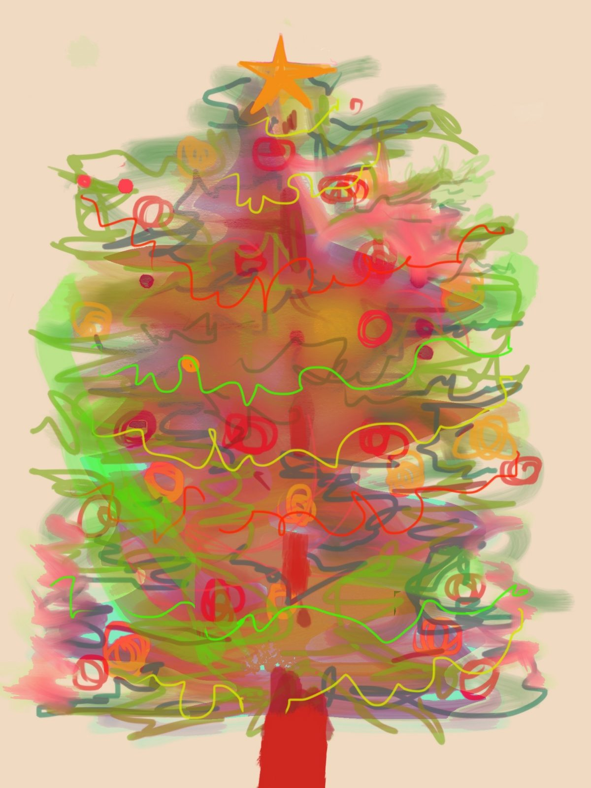 Christmas Tree, Redux