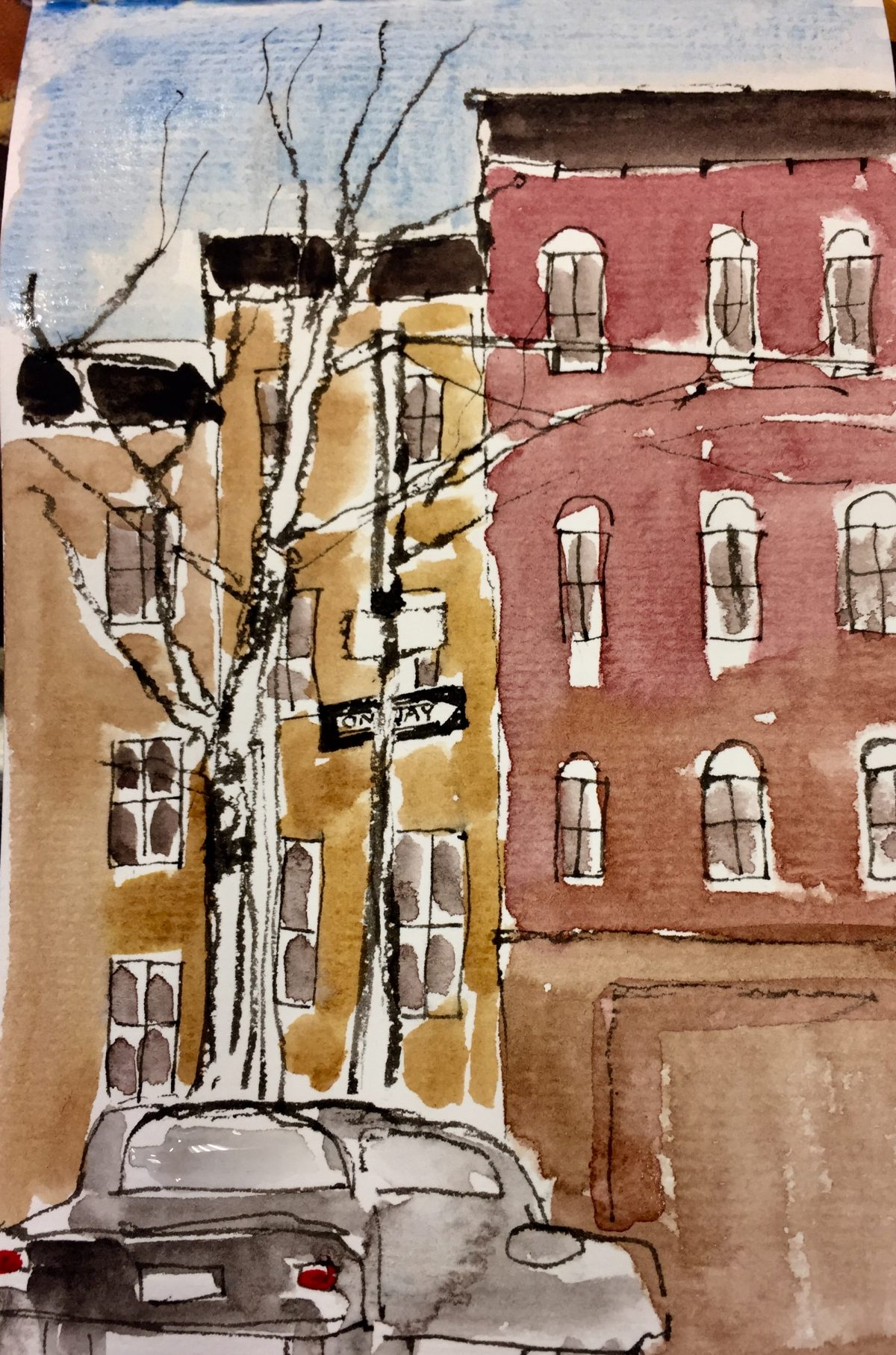 Brooklyn Brownstones